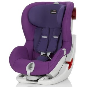 Автокресло Britax-Romer King II Mineral Purple