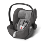 Серый, Автокресло Cybex Cloud Q PLUS Manhattan Grey