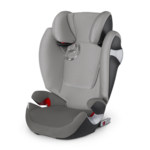Серый, Автокресло Cybex Solution M-Fix Manhattan Grey