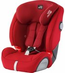 Автокрeсло Britax-Romer Evolva 123 SL SICT Flame Red