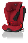 Автокрeсло Britax-Romer KidFix II XP Sict Black Series Flame Red