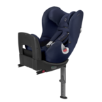 Синий, Автокресло Cybex Sirona Midnight Blue
