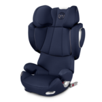 Синий, Автокресло Cybex Solution Q3-fix Midnight Blue