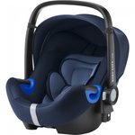 Синий, Автокресло Britax-Romer Baby-Safe i-Size Moonlight Blue