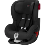 Автокресло Britax-Romer KING II Black Series Cosmos Black