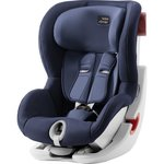 Синий, Автокресло Britax-Romer King II Moonlight Blue