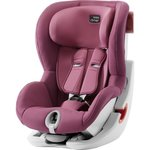 Автокресло Britax-Romer King II Wine Rose