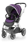 Коляска прогулочная BabyStyle Oyster 2 Wild Purple / Mirror Black