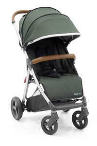 Коляска прогулочная BabyStyle Oyster Zero Olive Green