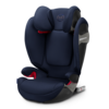 Автокресло Cybex Solution S-Fix Denim Blue