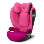 Автокресло Cybex Solution S-fix Passion Pink