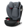 Автокресло Cybex Solution S-fix Pepper Black