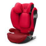 Автокресло Cybex Solution S-Fix Rebel Red