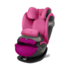 Автокресло Cybex Pallas S-fix Passion Pink
