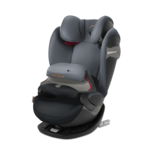 Автокресло Cybex Pallas S-fix Pepper Black