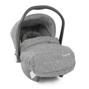 Автокресло BabyStyle Oyster Wolf Grey