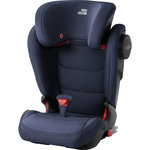 Синий, Автокрeсло Britax-Romer KidFix III M Moonlight Blue