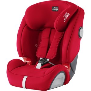Автокрeсло Britax-Romer Evolva 123 SL SICT Fire Red